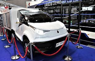Ursus zbuduje elektryczne samochody. Oto pierwszy z nich!