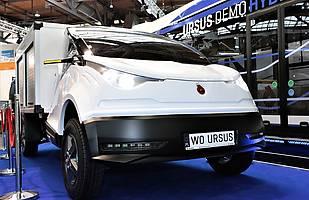 Prototypowy Ursus ELVI