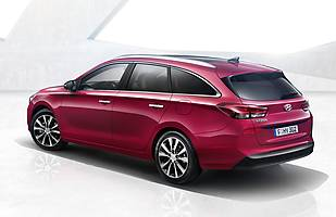 Hyundai i30 Wagon. Ceny