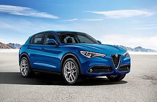 Alfa Romeo Stelvio w nowych wersjach