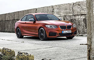 BMW 2 po liftingu