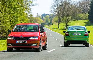 Skoda Rapid po liftingu. Ceny