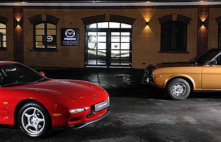 Pierwsze muzeum Mazdy w Europie!