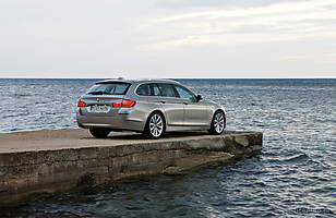 BMW 5 typoszeregu F10/F11