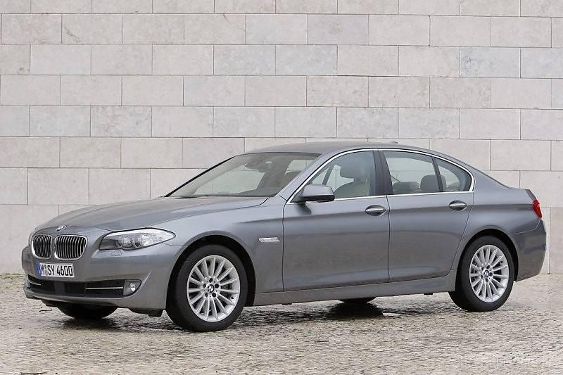Używane: BMW 5 F10/F11
