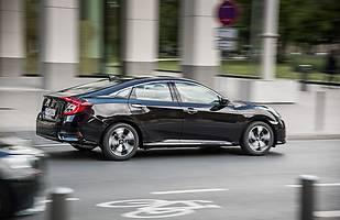 Honda Civic sedan już w Polsce