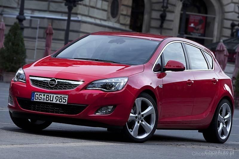 Używane: Opel Astra IV (J)