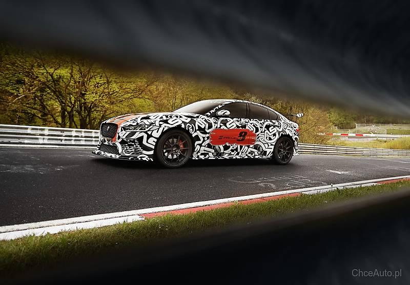 Jaguar XE SV Project 8. Brytyjskie M3?
