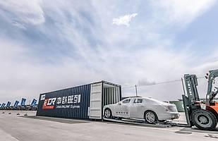 Volvo sprzeda Europejczykom chinskie limuzyny!