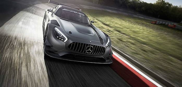 Mercedes-AMG GT3 Edition 50