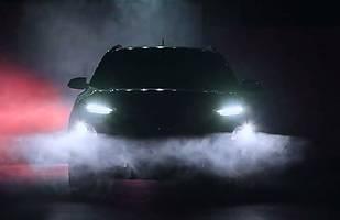 Hyundai Kona nadjeżdża