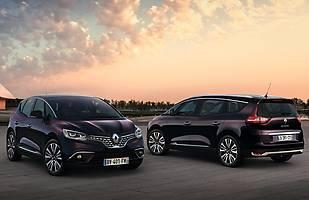 Renault Scenic i Grand Scenic Initiale Paris