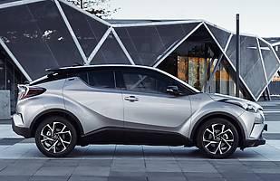 Toyota C-HR europejskim hitem