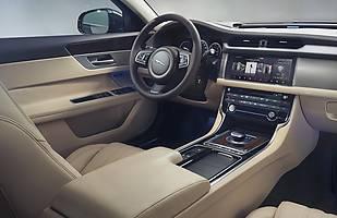 Nowy Jaguar XF Sportbrake. Piękny