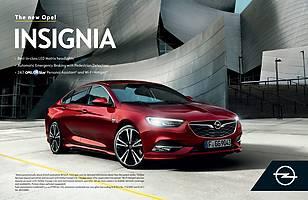 Opel z nowym logo