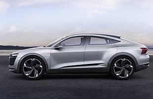 Dwa nowe elektryczne modele Audi