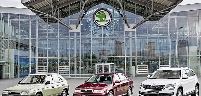 Jak Volkswagen odmienił Skodę