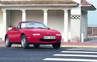 Mazda MX-5 I generacji