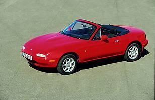 Używane: Mazda MX-5