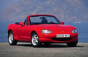 Mazda MX-5 II generacji