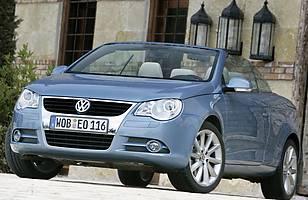 Używane: Volkswagen Eos