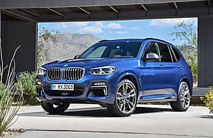 BMW X3 nowej generacji