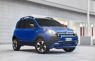 Fiat Panda City Cross i Fiat Panda 4x4