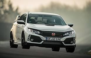 Honda Civic Type R - jesienią w salonach!