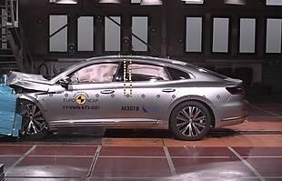 Euro NCAP: rozbili aż 7 aut