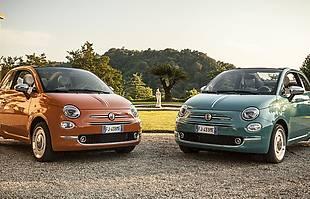Fiat 500 Anniversario. Na 60. urodziny