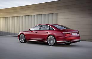 Audi A8 - oficjalnie!