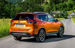 Nissan X-Trail po liftingu. Ceny