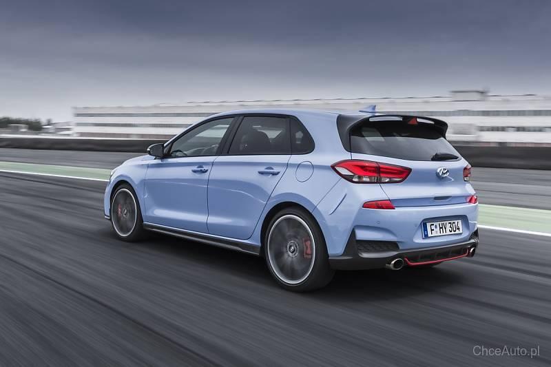 Hyundai i30 N. Nowy hot-hatch!