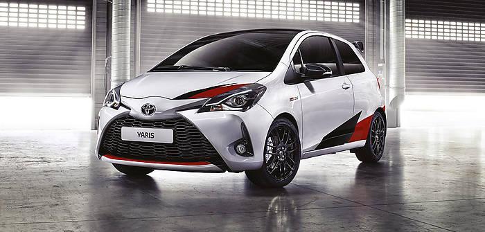 Toyota Yaris GRMN. Polskie ceny!