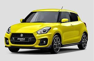 Suzuki Swift Sport. Pierwsze zdjęcie
