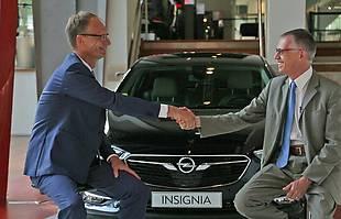 Opel i Vauxhall oficjalnie w PSA