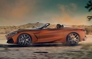 BMW Concept Z4. Nowy roadster