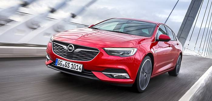 Opel Insignia ze świetną sprzedażą
