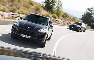 Nowe Porsche Cayenne. Pierwsze zdjęcia