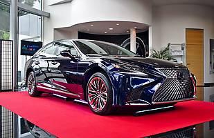 Lexus LS. Polskie ceny