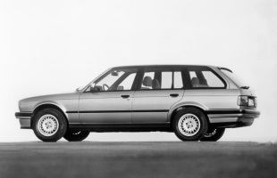 BMW 325iX touring E30