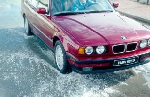 BMW 525ix Sedan E34