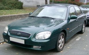 Hyundai Sonata III generacji