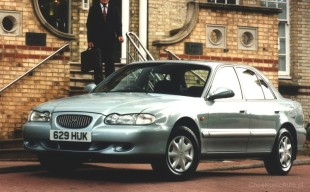Hyundai Sonata II generacji