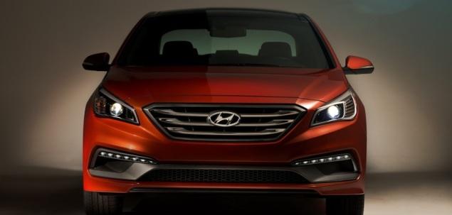 30 lat Hyundaia Sonata