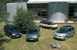 30 lat Renault Espace