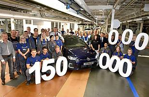 150 mln Volkswagenów!