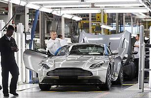 Rekordowe wyniki Aston Martina