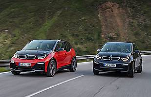 BMW i3 po liftingu
