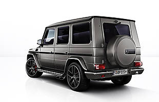 Mercedes G Exclusive Edition